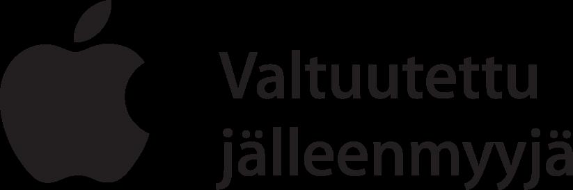 Apple valtuutettu jälleenmyyjä logo