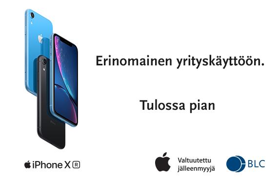 iPhone Xr tulossa pian 2